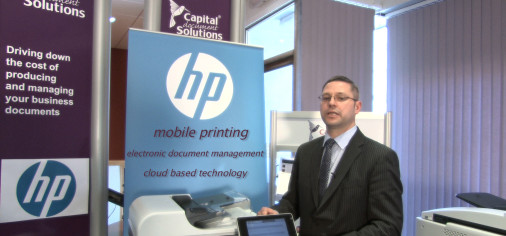 Capital Document Solutions HP printer guide