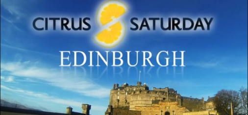Citrus Saturday Edinburgh videos