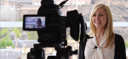 Promotional video for JCI Edinburgh