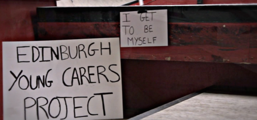 Testimonial by Edinburgh Young Carers Project