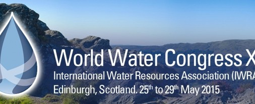 Shepherd and Wedderburn at the World Water Congress